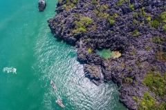 เกาะเขาใหญ่ ปราสาทหินพันยอด