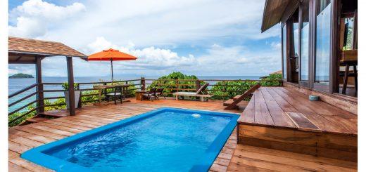 Grand Deluxe Pool View | Serendipity Resort Koh Lipe