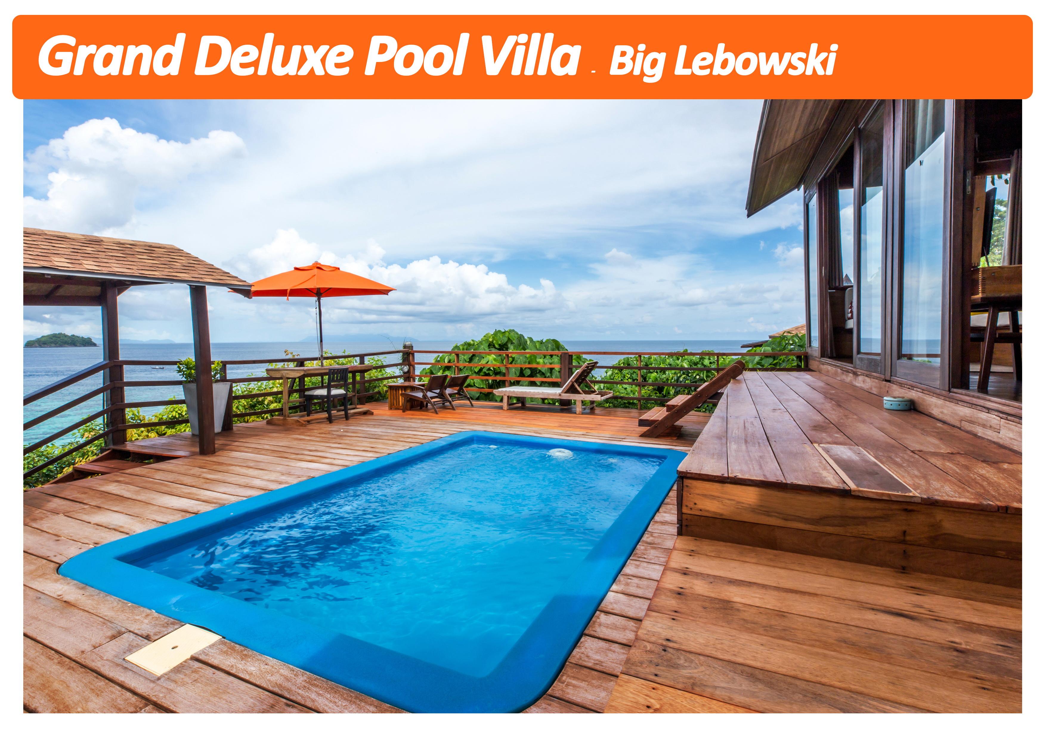 Grand Deluxe Pool Villa | Serendipity Resort Koh Lipe