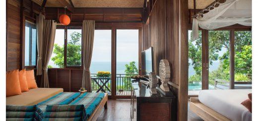 Deluxe Pool View | Serendipity Resort