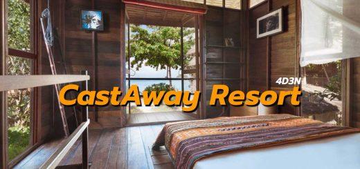แพ็คเกจ4วัน3คืน Castaway Resort