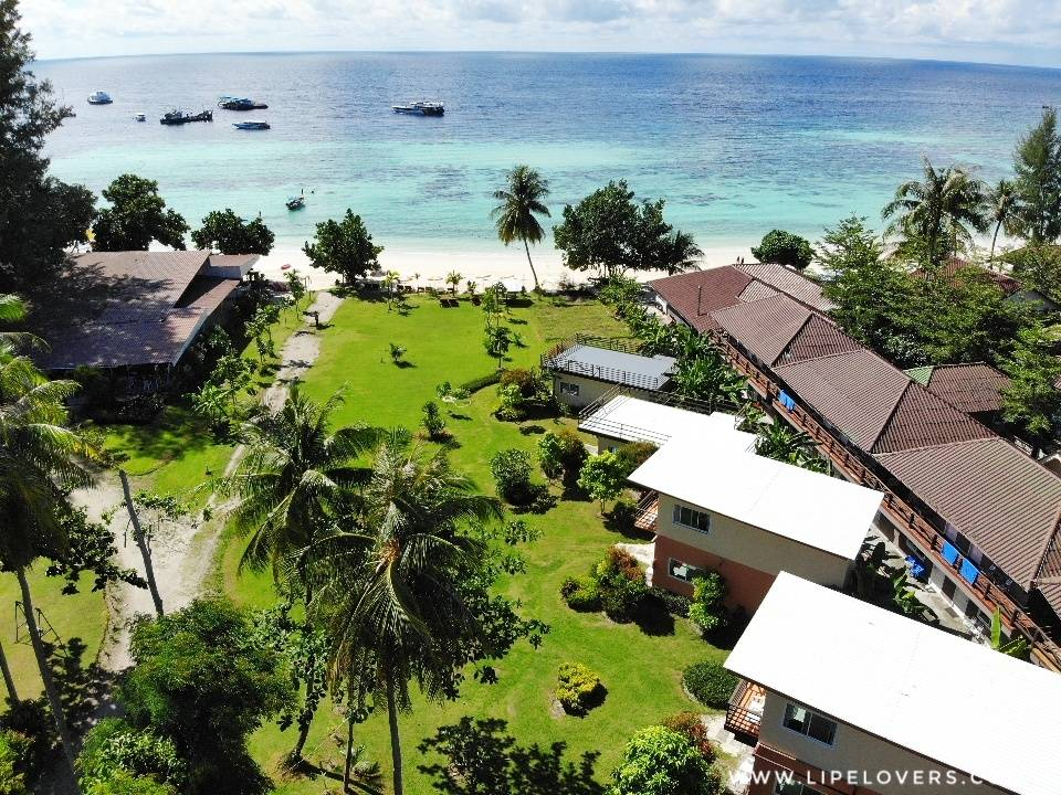 z touch resort lipe