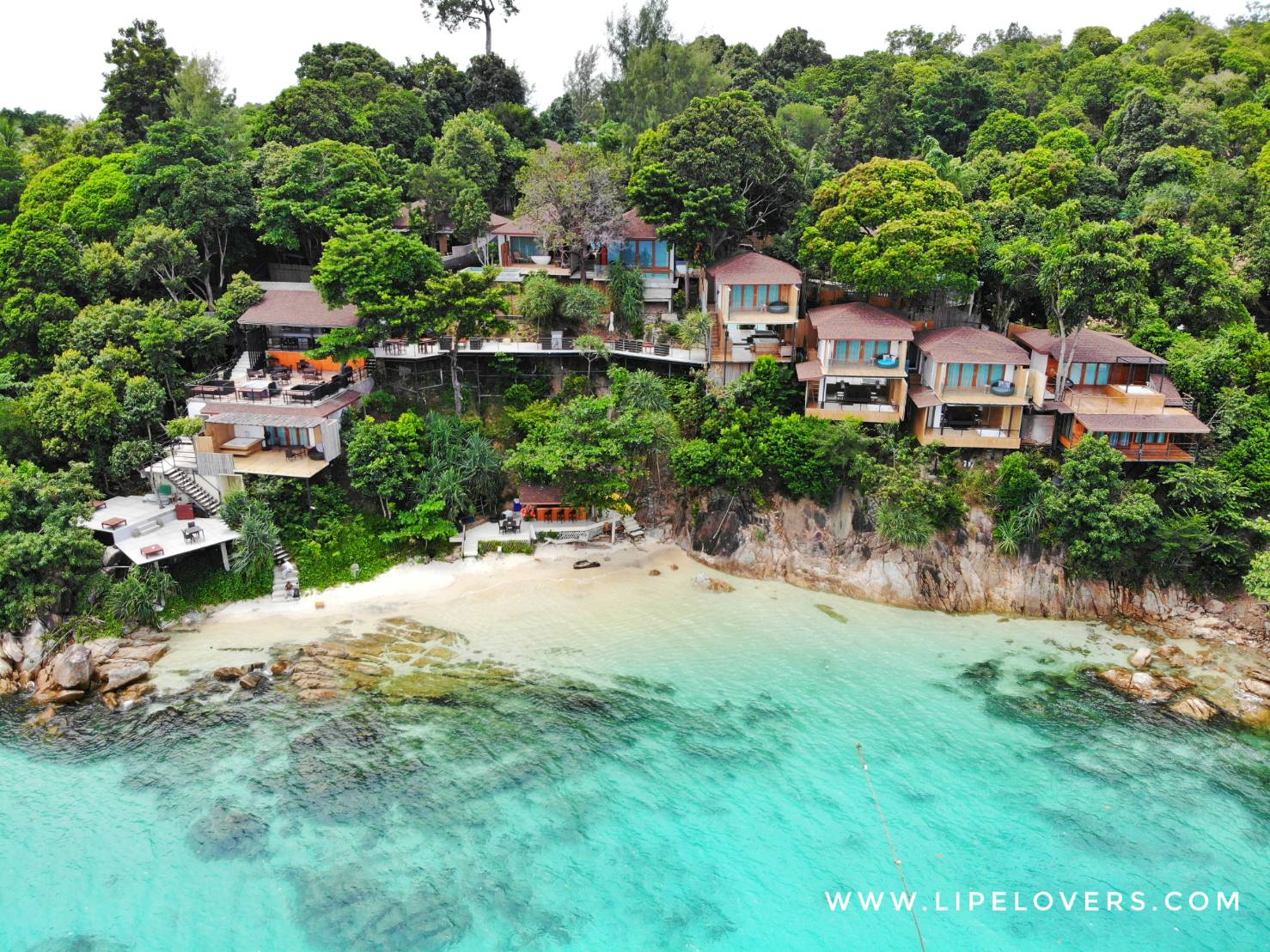 The Cliff Resort Koh Lipe