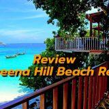 Review Chareena Hill Beach