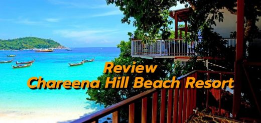 Review Chareena Hill Beach