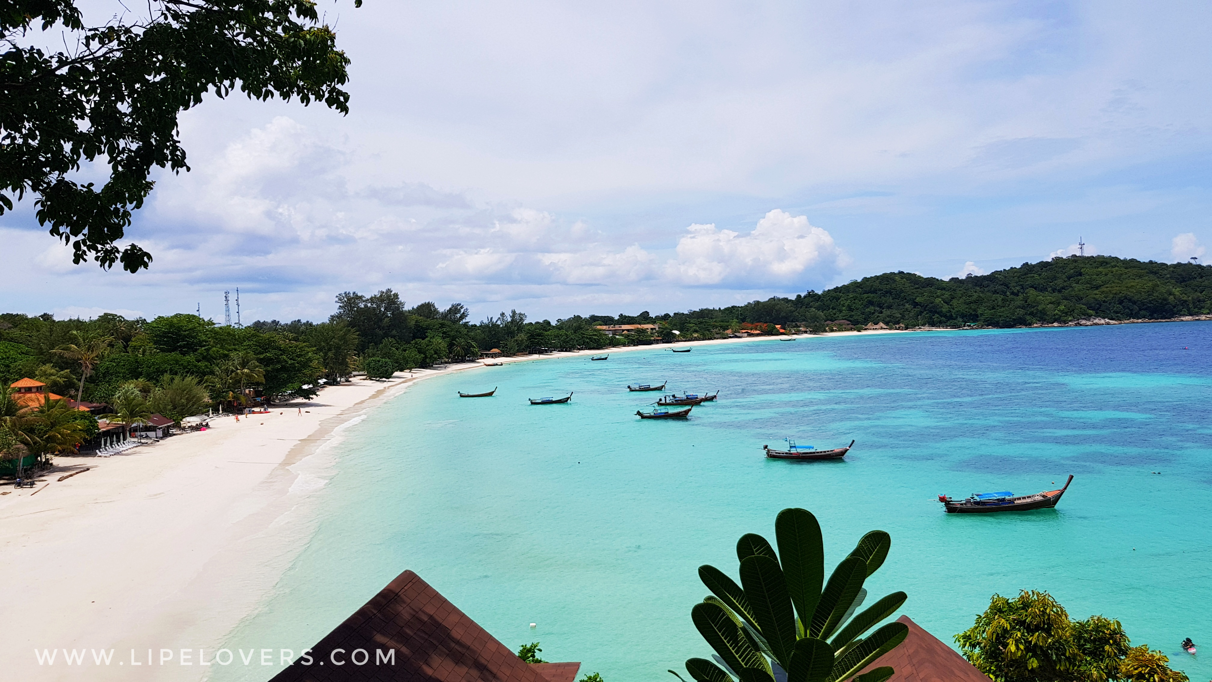 Chareena Hill Beach Resort Lipe