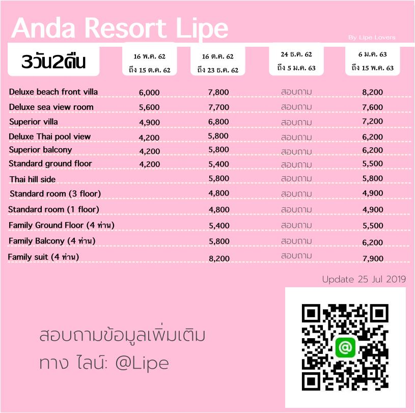 Anda Resort 3D