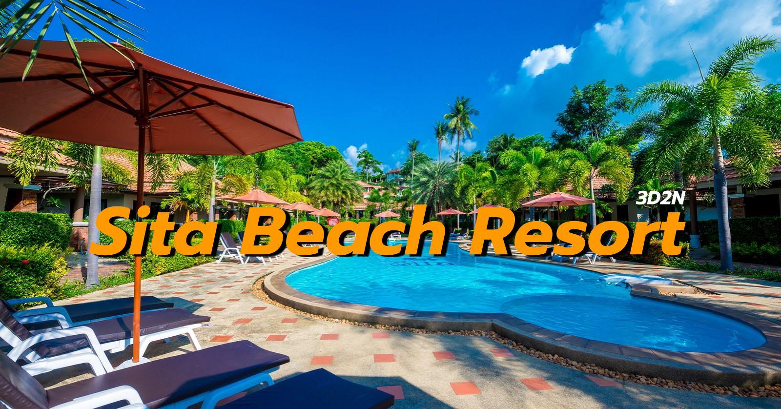 แพ็คเกจ3วัน2คืน Sita Beach Resort Lipe