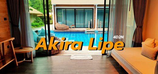 แพ็คเกจ4วัน3คืน Akira Resort Lipe