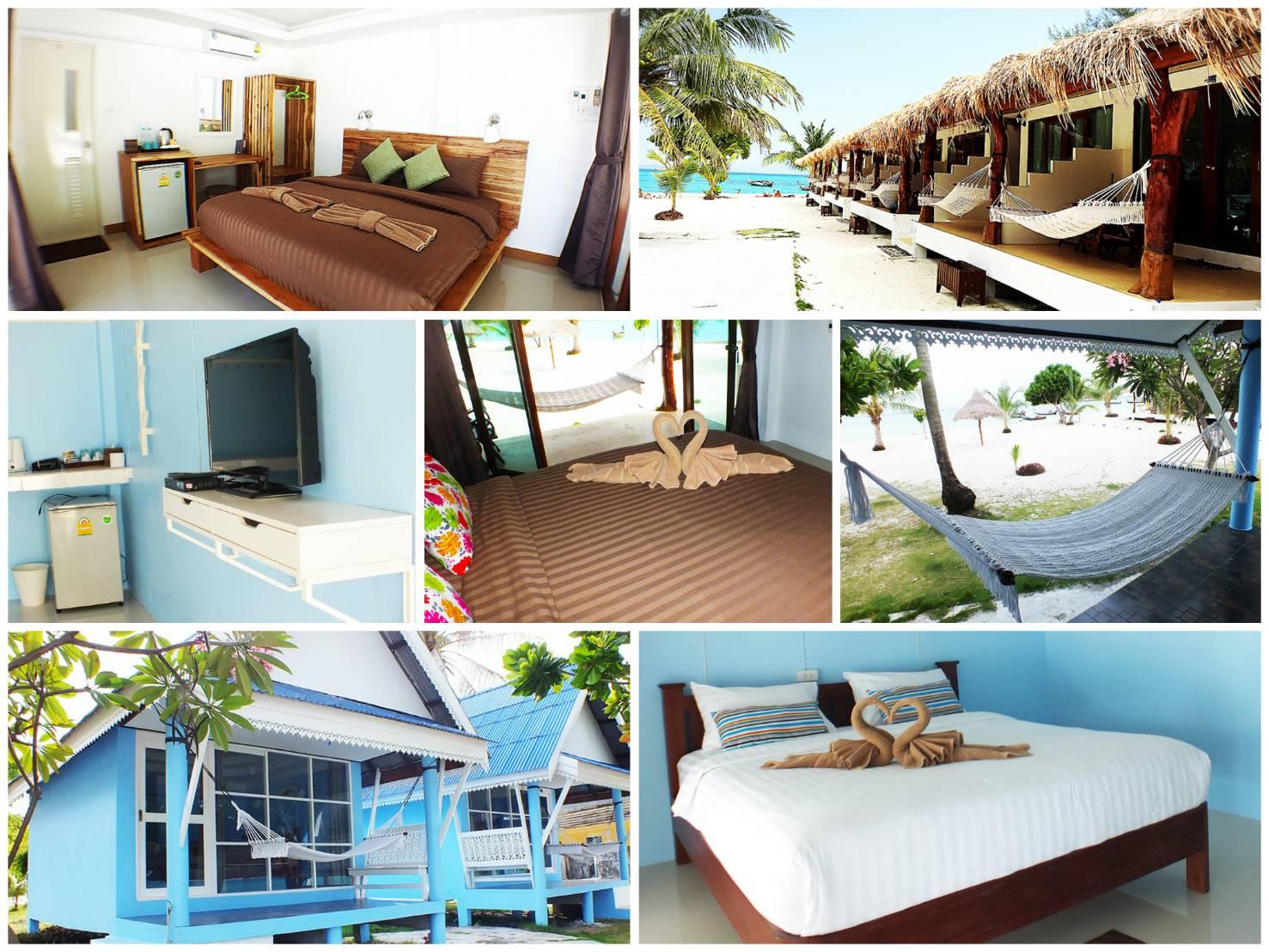 Andaman Resort Lipe island (อันดามัน รีสอร์ท เกาะหลีเป๊ะ)