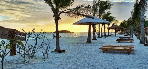 พระอาทิตย์ขึ้น หาดซันไรส์ เกาะหลีเป๊ะ