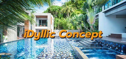 รีวิวห้องพัก idyllic Concept Resort
